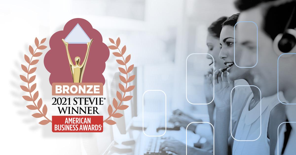 DONLEN HONORED AS STEVIE® AWARD WINNER IN 2021 AMERICAN BUSINESS AWARDS®